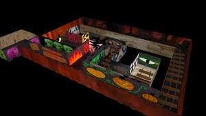 HAUNTED HOUSE vr 360
